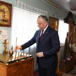 По инициативе и при финансовой поддержке Додона в Сороках строят храм Святого Сергия Радонежского (ФОТО, ВИДЕО)