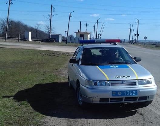 Беспредел украинских гаишников: они предложили подвезти водителя из Молдовы к банку, чтобы он снял деньги с карты и дал им взятку (ФОТО)