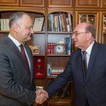 Додон провел встречу с послом России в Молдове: о чем беседовали стороны (ВИДЕО, ФОТО)