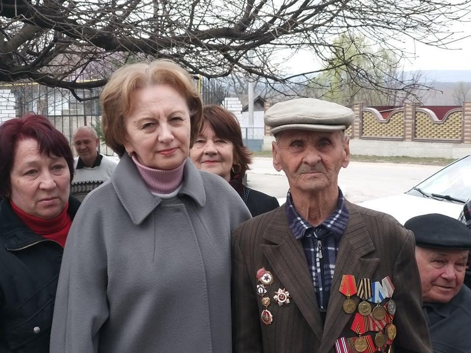Зинаида Гречаный приняла участие в праздновании годовщины освобождения Липкан (ФОТО)