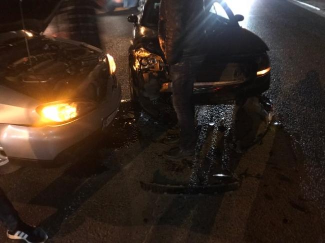"""""""Чёрная пятница"""": сразу две серьёзные аварии произошли в Кишинёве вчера"""