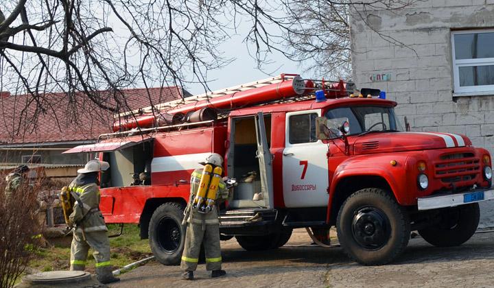 Учения в Дубоссарах: учащихся школы эвакуировали