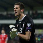 Молдавский вратарь Алексей Кошелев - в числе лучших голкиперов европейских сборных