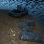 Жителя Рышканского района оштрафовали за незаконную рыбалку в пограничных водах