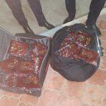 Партию контрабандного табака для кальяна задержали на границе (ФОТО)