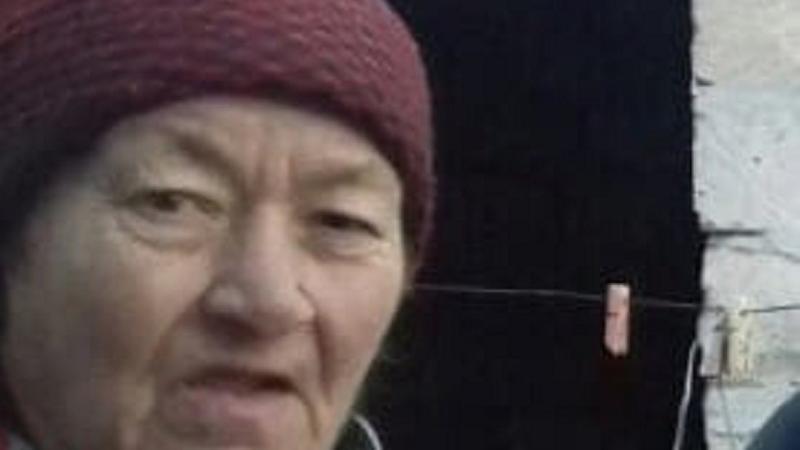Родные просят помощи в поисках 72-летней пенсионерки из Криково (ФОТО)