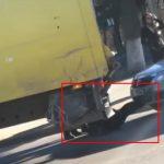 Весенняя драма: на одной из улиц столицы устроили разборки два водителя (ВИДЕО)