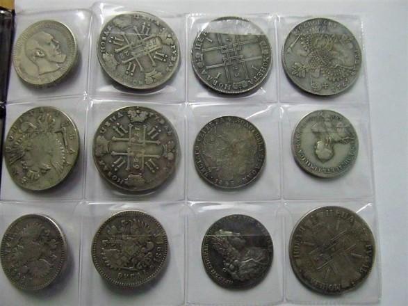Украинские пограничники задержали молдаванку с коллекцией старинных монет