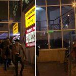 Ложная тревога: из столичного ТЦ эвакуировали посетителей