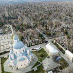 """Со 2 мая доступ частного транспорта на кладбище """"Дойна"""" будет временно запрещен"""