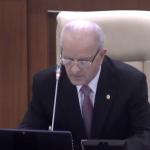Первое заседание нового парламента возглавил социалист Эдуард Смирнов