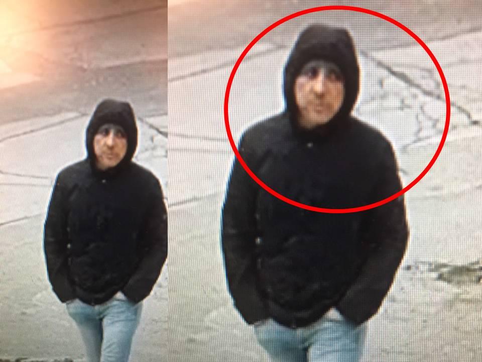 Полиция разыскивает мужчину, укравшего из машины кошелёк и Power Bank (ВИДЕО)