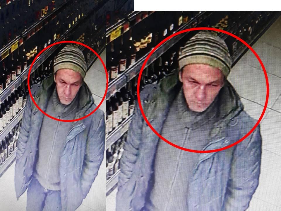 Кража кошелька в магазине попала на камеру видеонаблюдения: полиция разослала ориентировки (ВИДЕО)