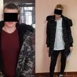 Двое нарушителей попали в руки полиции после того, как напали на прохожего и ограбили его (ВИДЕО)