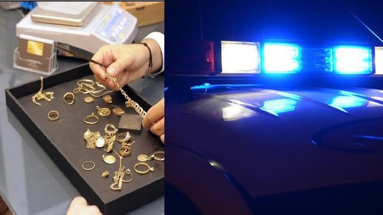 Во Флорештах злоумышленники ограбили ломбард и вынесли серебряные украшения на 50 000 леев