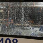 Атаки на общественный транспорт продолжаются: неизвестные расстреляли троллейбус маршрута №2