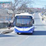 Решение об ограничении числа пассажиров в транспорте временно приостановлено