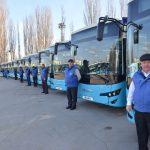 Городскому автобусному парку не хватает водителей и контролёров