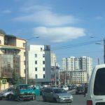 И снова авария: двое столичных водителей не смогли поделить дорогу (ФОТО)