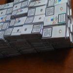 Ушлый контрабандист из Кагула спрятал в колесе 4 тысячи сигарет (ФОТО)