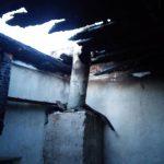 В Дубоссарах от растопленной печи загорелась сторожка