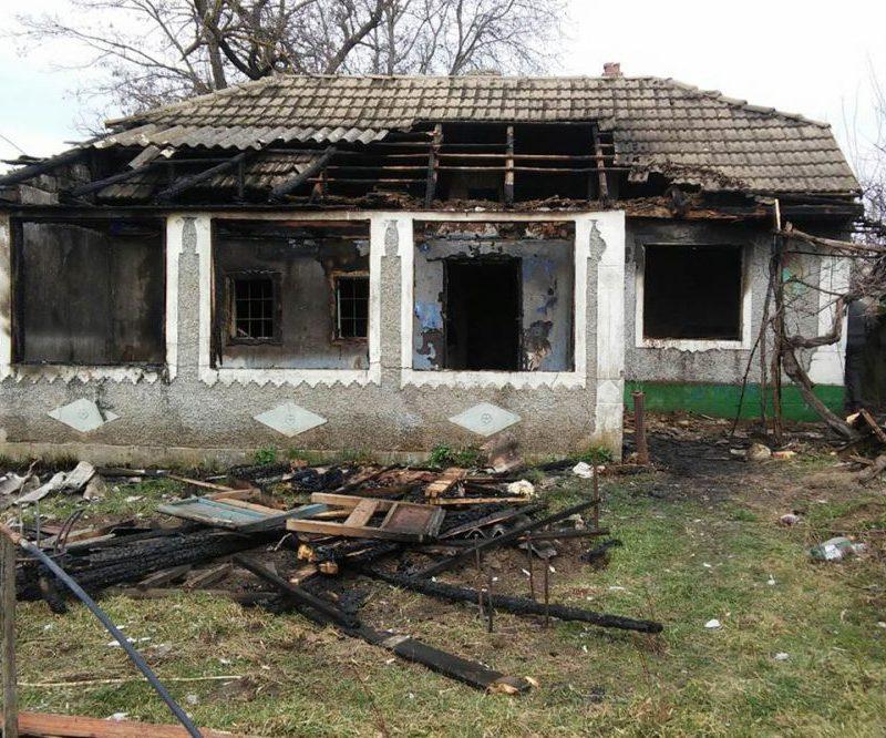Двое жителей Приднестровья погибли при пожаре в своих домах (ФОТО)