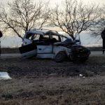Серьезная авария на севере: пострадали два человека (ФОТО)