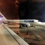 Самолёт рейса Кишинёв-Москва совершил экстренную посадку из-за угрозы разгерметизации