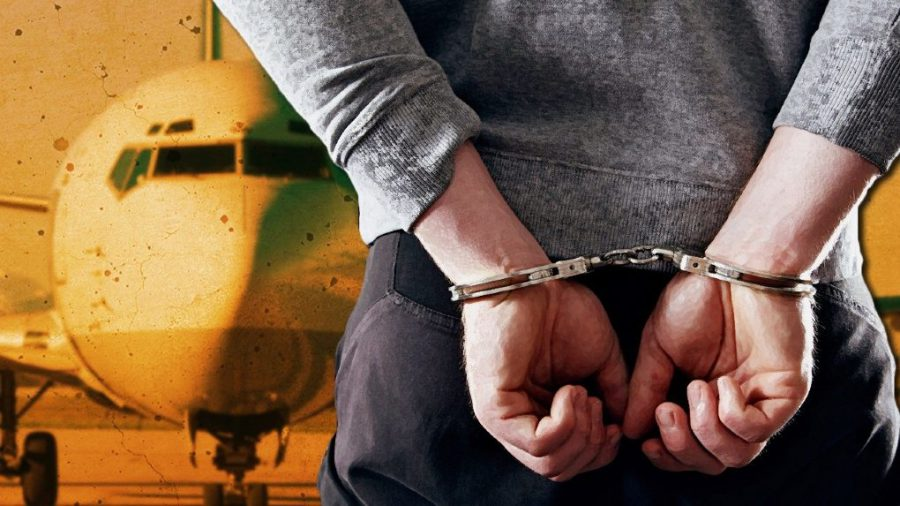 A foreigner was extradited from Greece for recruiting