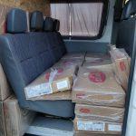 Правоохранители пресекли контрабанду 600 кг мяса птицы (ФОТО)