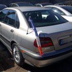 Группу владельцев авто с иностранными номерами обязали вывезти машины из страны