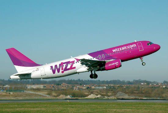 Wizz Air запускает новый рейс из Кишинёва в Италию