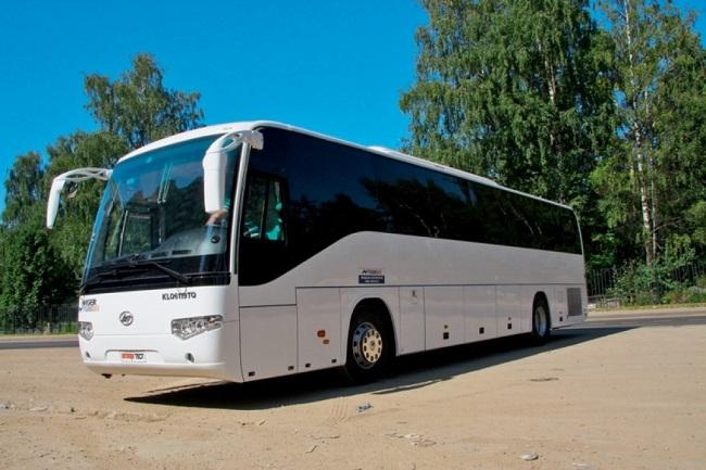 В Болгарии загорелся автобус с детьми из Молдовы