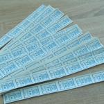 Особо находчивые кондукторы столичных троллейбусов ксерят билеты для собственной наживы (ВИДЕО)