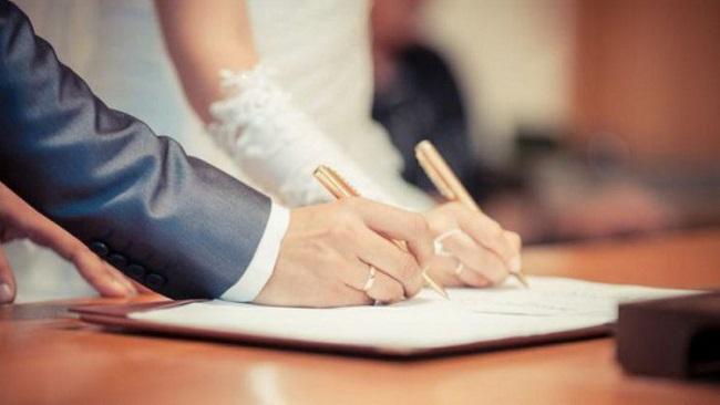 Число браков в Молдове за последнее десятилетие сократилось на 27%: каковы причины