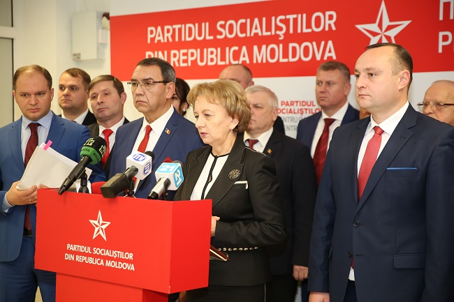 Фракция ПСРМ в полном составе совершает визит в Москву по приглашению руководства Госдумы РФ