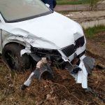 Два человека пострадали в аварии на трассе Одесса-Брест (ФОТО)