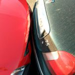 Пассажирка такси получила травму головы в результате ДТП в Тирасполе