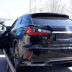 Lexus, подлежащий конфискации в Германии, обнаружили у молдаванина на румынской границе (ФОТО)