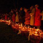 Жителей Гагаузии перед Пасхой призвали соблюдать правила пожарной безопасности