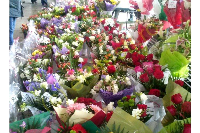 Налоговики оштрафовали продавцов цветов на полмиллиона леев