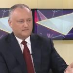 """""""Не дождетесь!"""": Додон ответил на слухи недоброжелателей о дистанцировании президента от ПСРМ (ВИДЕО)"""