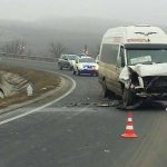 """Операция """"Автобус"""": всего за один час патрульные поймали двух пьяных водителей маршруток (ФОТО)"""