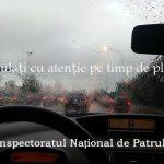 НИП выступил с рекомендациями для пешеходов и водителей, садящихся за руль в дождь