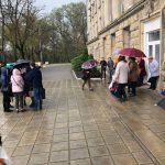 Неизвестный сообщил о бомбе в бельцкой прокуратуре