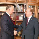 Додон: Россия была и останется стратегическим партнером Республики Молдова (ВИДЕО, ФОТО)