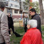 Кожокару: Кишинев должен развиваться, но не в ущерб горожанам! (ФОТО)