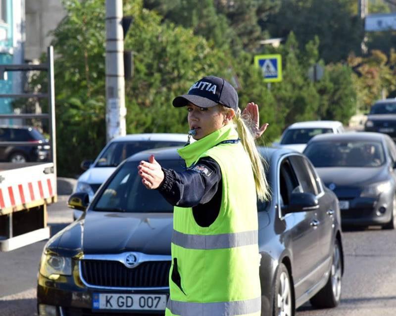 Глава ГИП рассказал, сколько женщин среди молдавских полицейских (ФОТО)