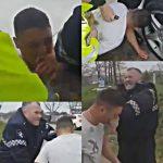 В НИП прокомментировали инцидент с укушенным автодебоширом полицейским