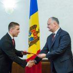 Прославленный молдавский самбист получил Почетный диплом президента (ФОТО, ВИДЕО)
